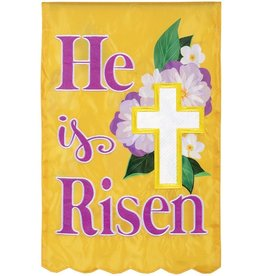 Carson C Easter Cross Floral GF