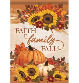 Carson C Faith Family Fall