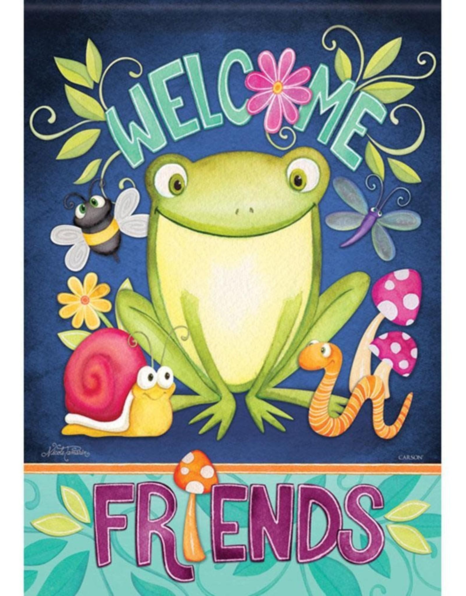 Carson C Froggy Friends GF