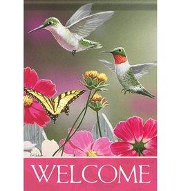 Carson C Hummingbirds & Butterflies GF