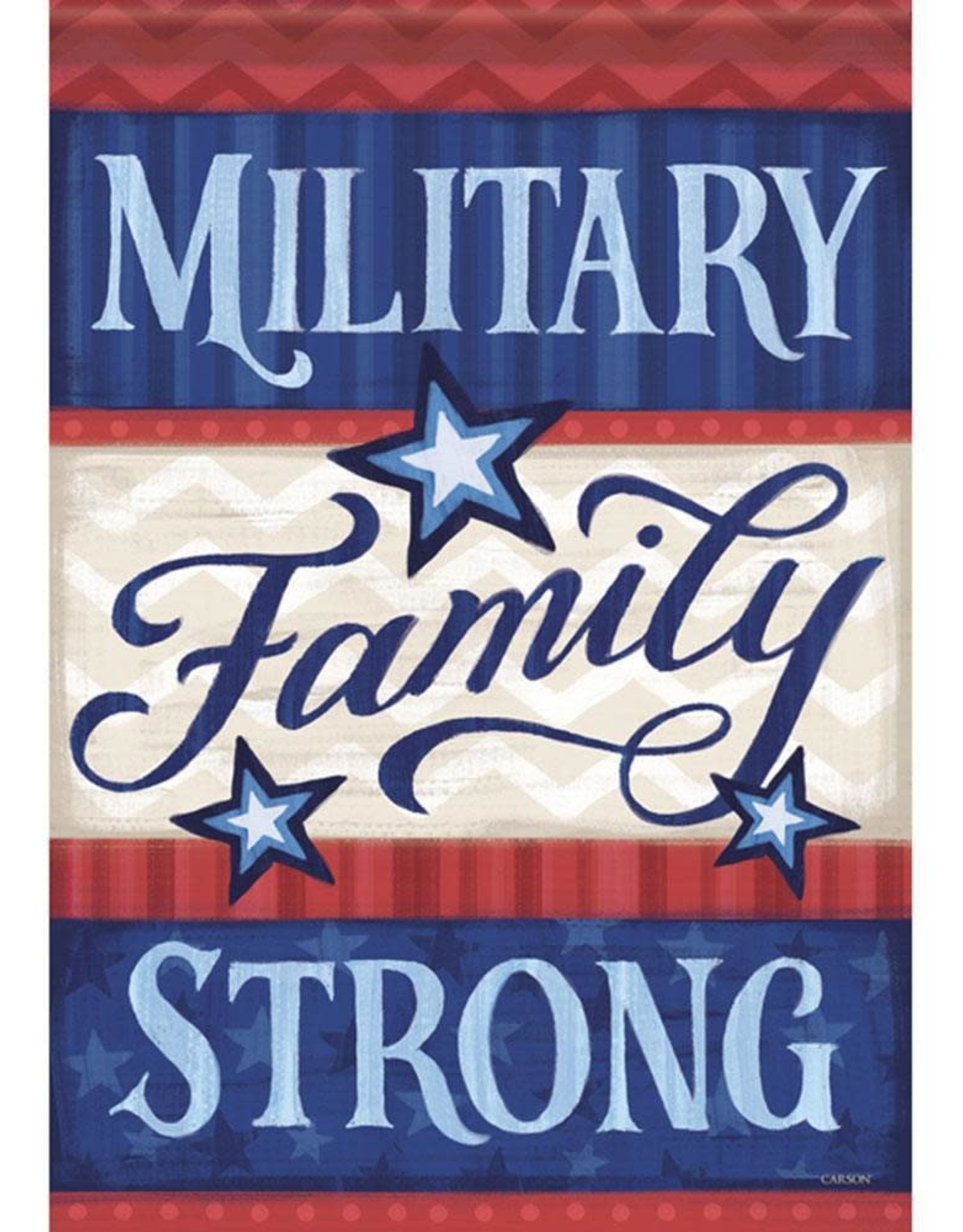 Carson C Military Family