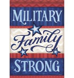 Carson C Military Family