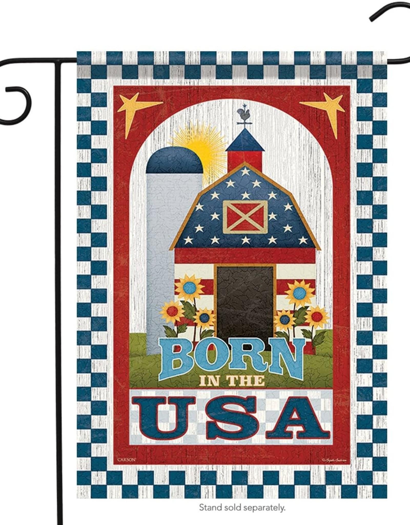 Carson C Patriotic Barn GF