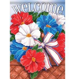 Carson C Patriotic Petunias