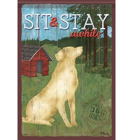 Carson C Sit & Stay Dog GF