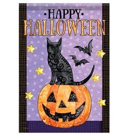 Carson C Spooky Cat & Bats GF