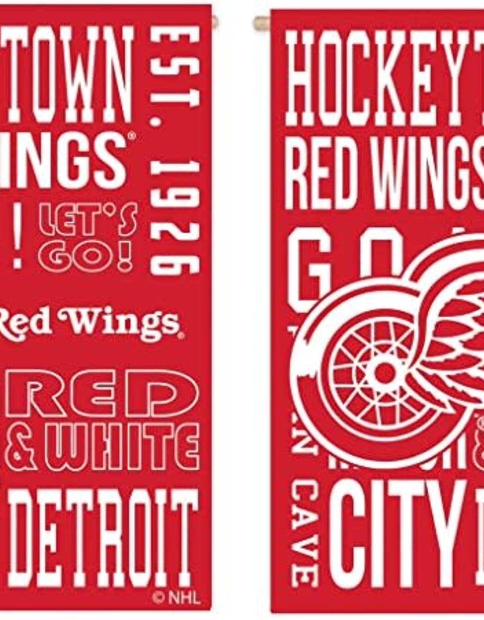 Evergreen EV Detroit Red Wings Fan Rules