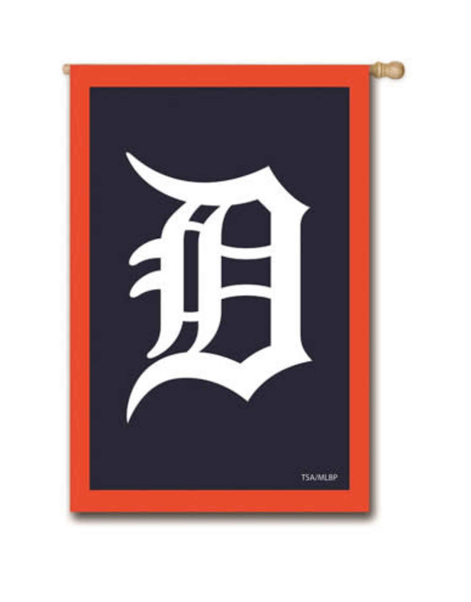 Evergreen EV Detroit Tigers Applique
