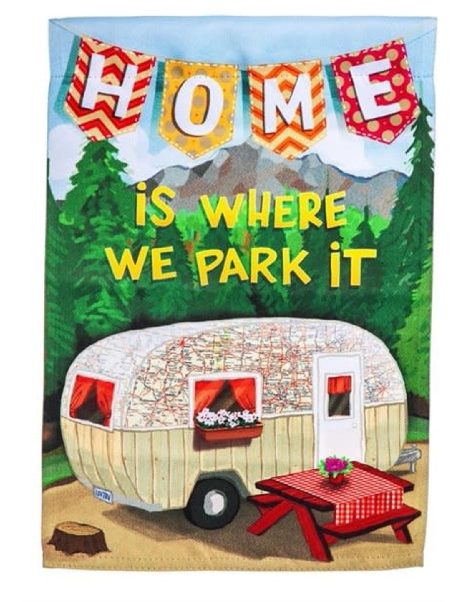 Evergreen EV Home is Where You Park GF