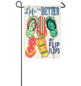 Evergreen EV Life is Better in Flip Flops GF