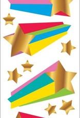 Mrs. Grossman's Sticker Strip Fun Stars