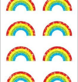 Mrs. Grossman's Sticker Strip Small Rainbows
