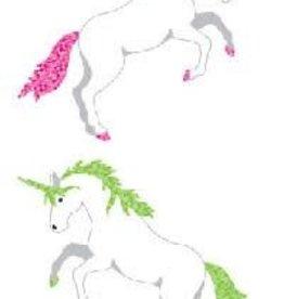 Mrs. Grossman's Sticker Strip Unicorns