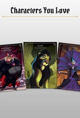 Ravensburger Villainous- Evil Come Prepared Game