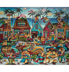 1000pc Bath Tub Beach