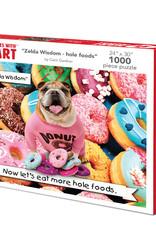 1000pc Zelda Wisdom - Hole Foods