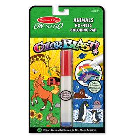 Melissa & Doug MD Color Blast Animals