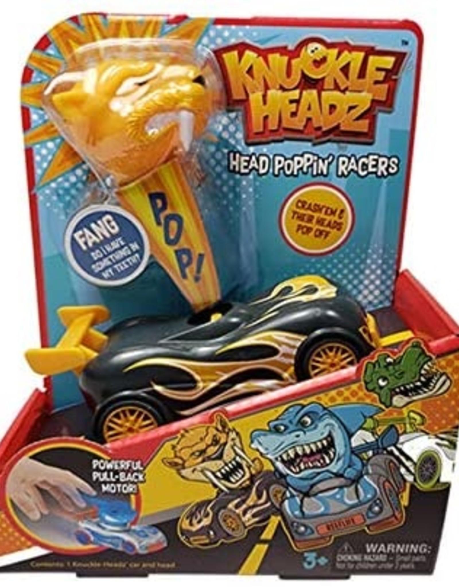 KNUCKLE HEADZ Car Fang