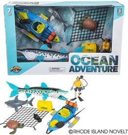 Adventure Planet AQUATIC EXPLORER SET SERIES 2