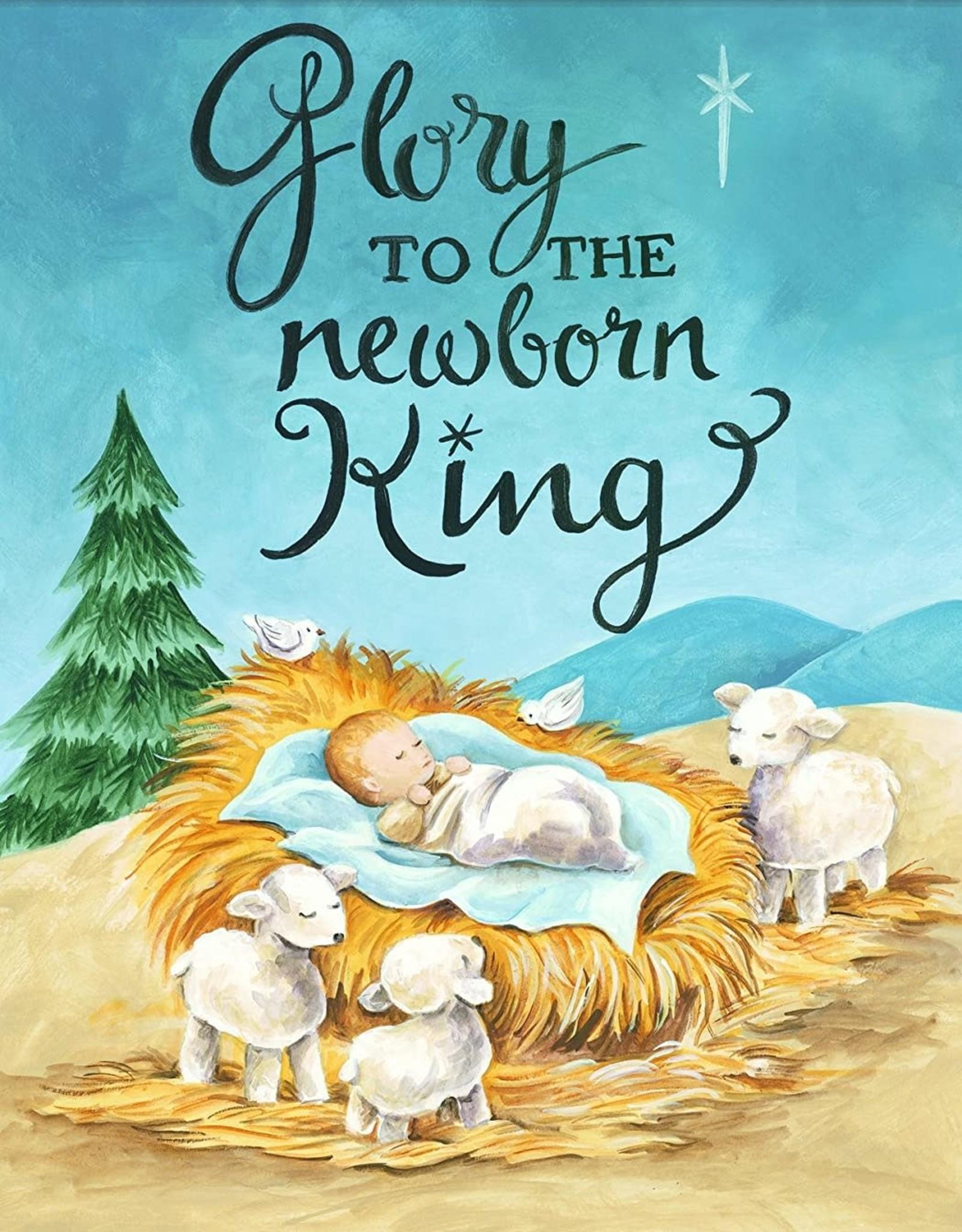 Carson C Newborn King GF