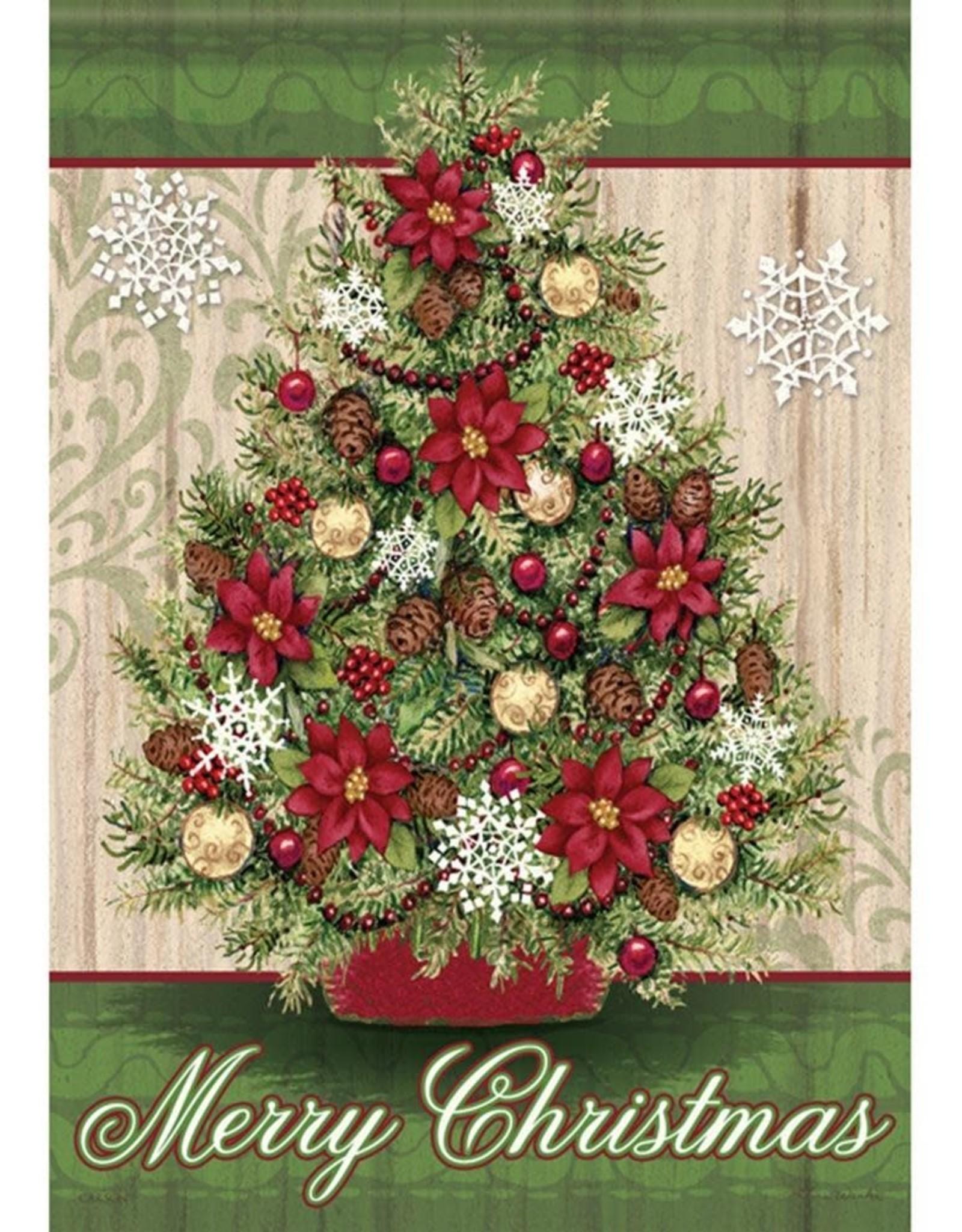 Carson C Pinecone Christmas GF