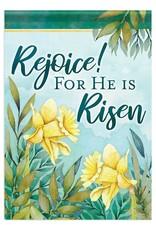 Carson C Signs of Spring Rejoice GF