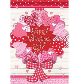 Carson C Valentine Wreath