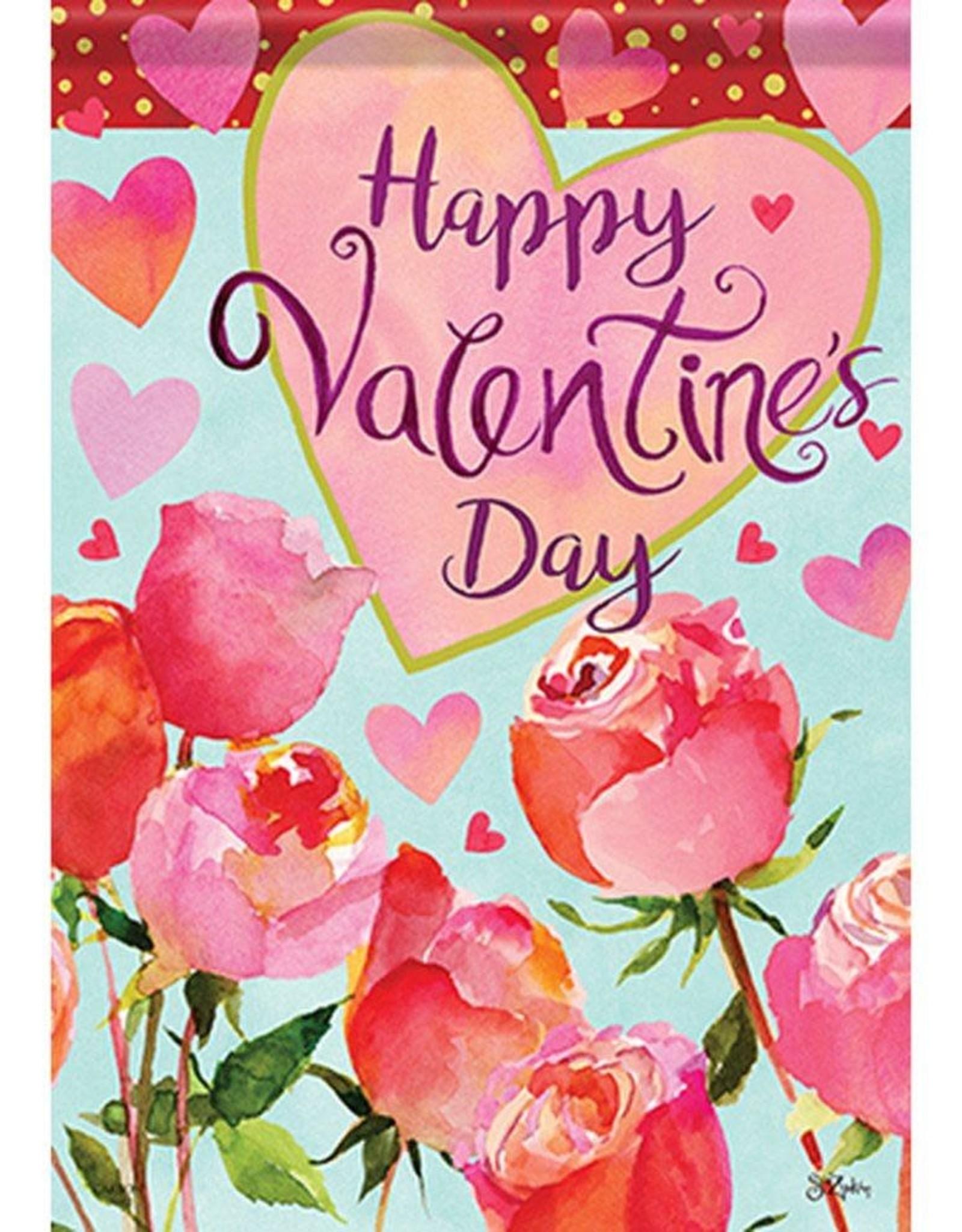 Carson C Valentines & Roses