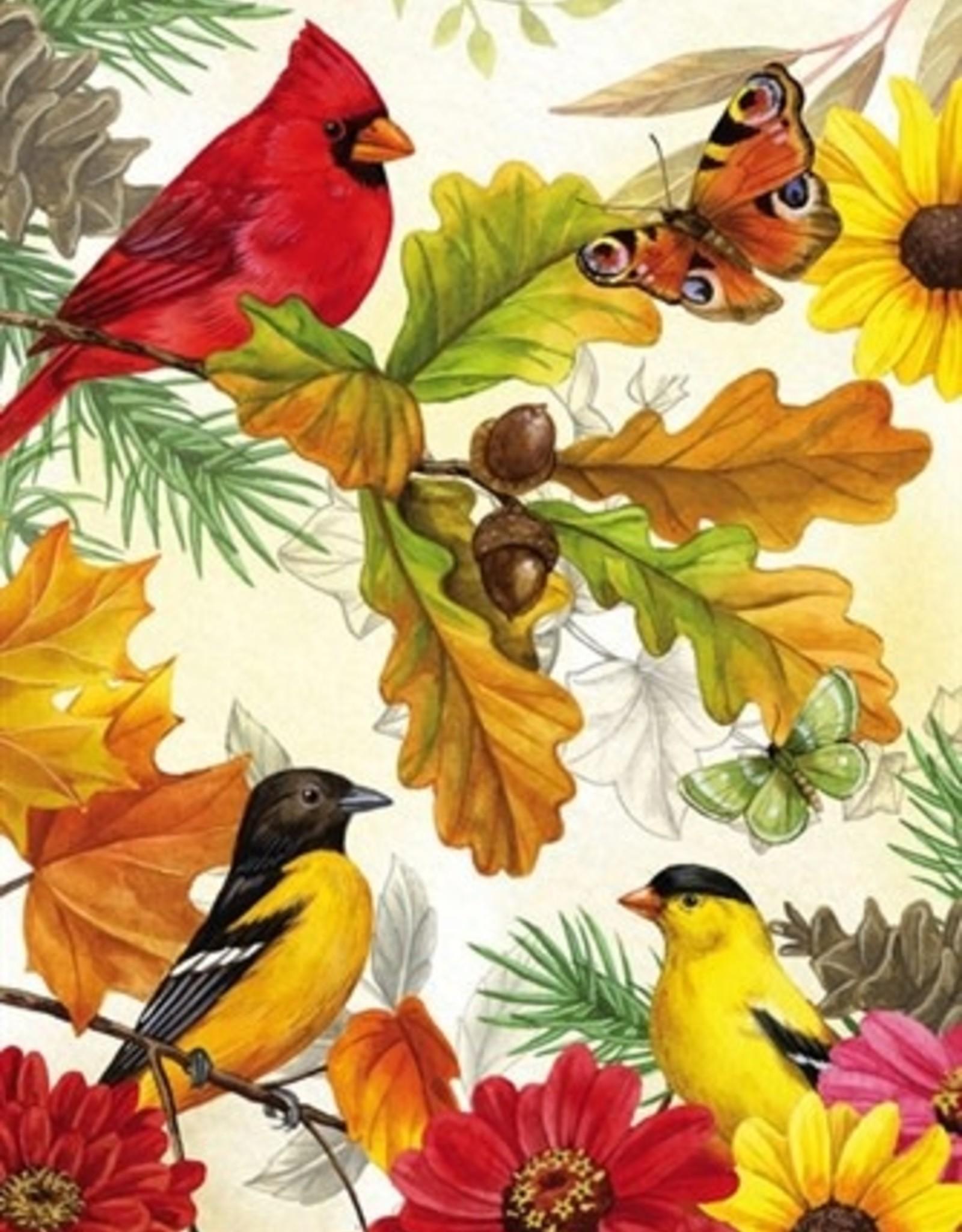 Evergreen EV Autumn Birds