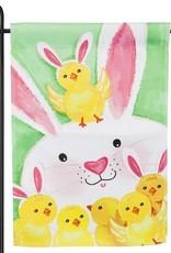 Evergreen EV Bunny & Chicks GF