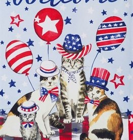Evergreen EV Patriotic Cats GF
