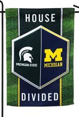 Evergreen EV GF MSU /UM House Divided
