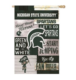 Evergreen EV MSU Fan Rules
