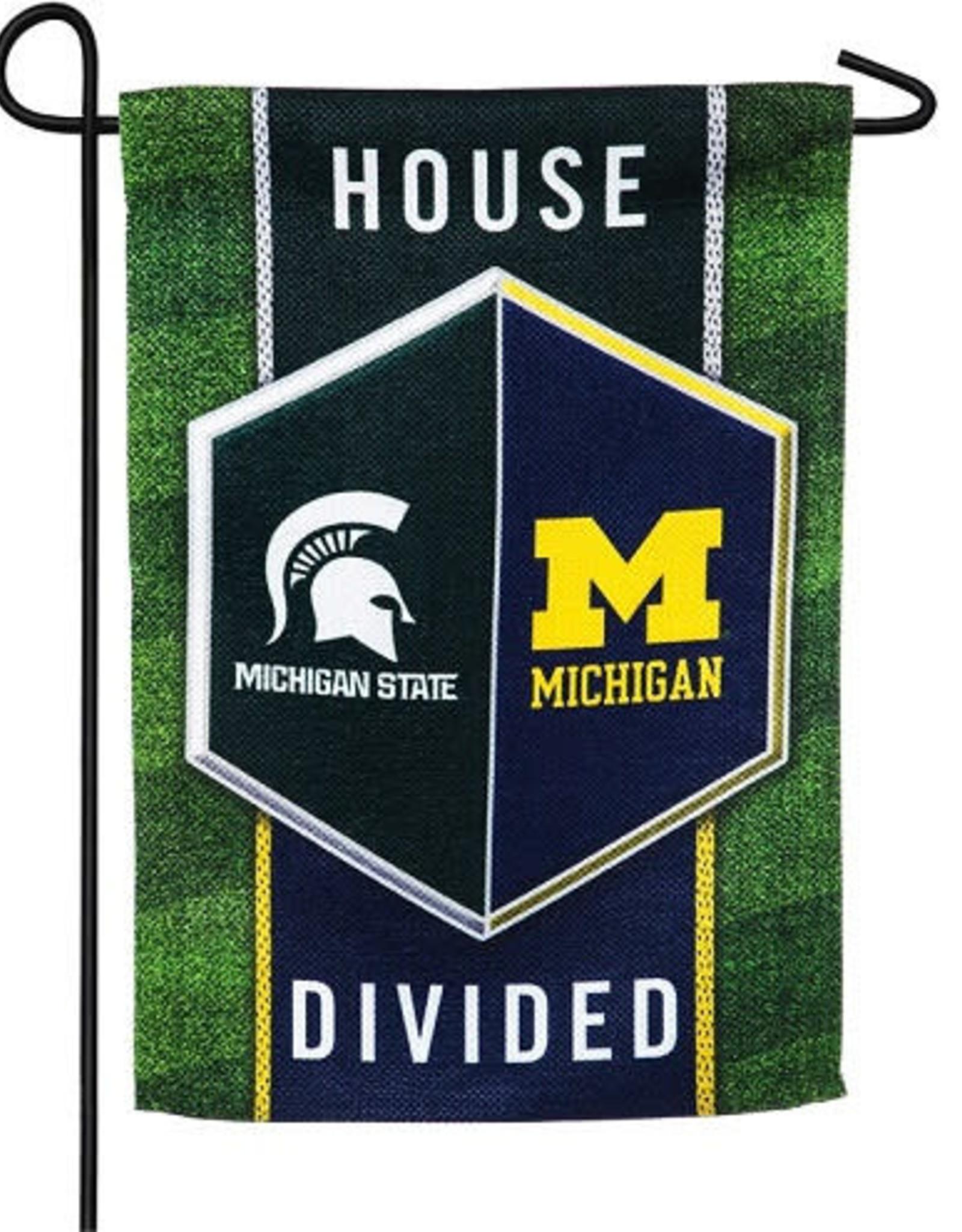 Evergreen EV MSU/UM House Divided
