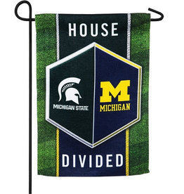 Evergreen EV MSU/UM House Divided