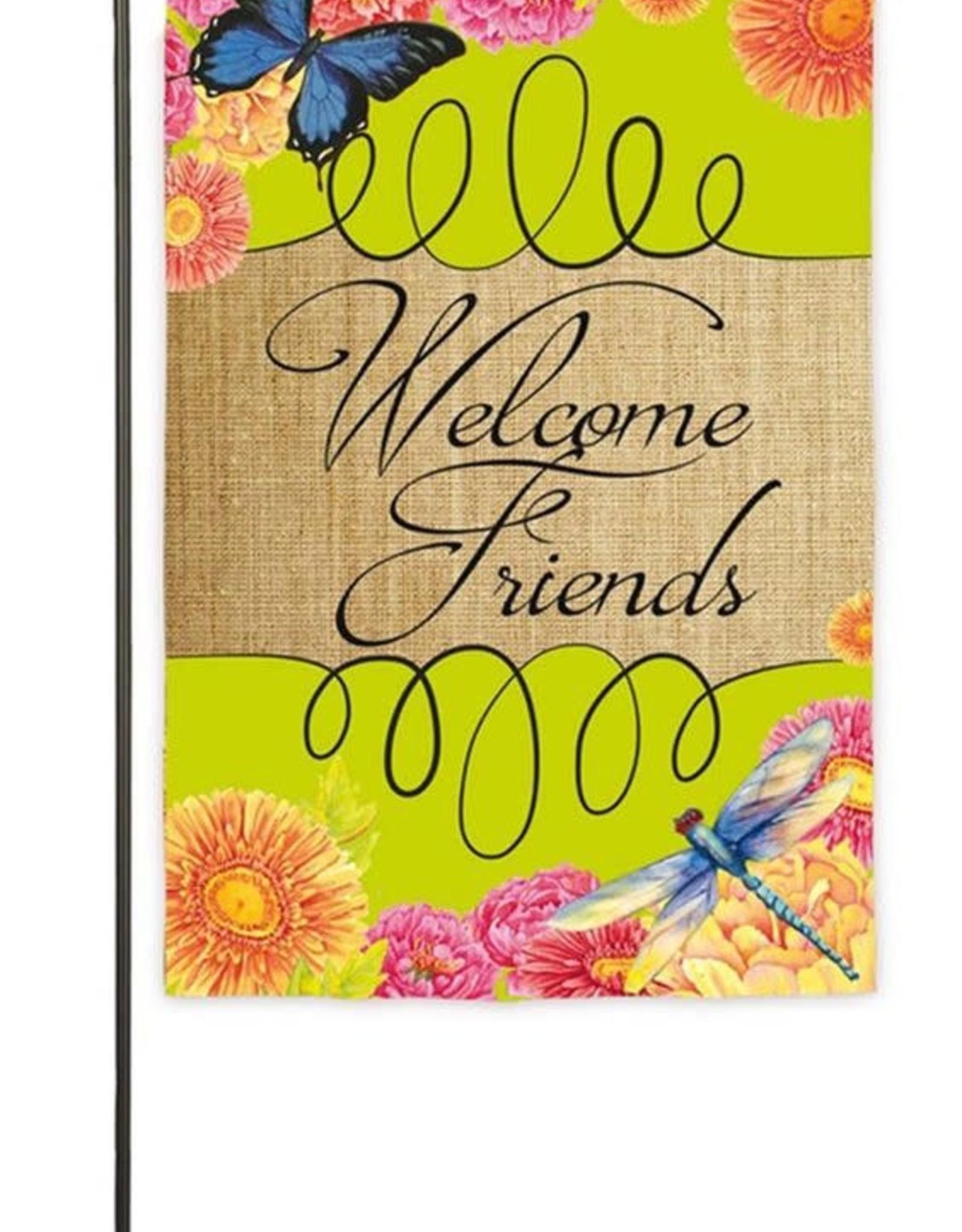 Evergreen EV Welcome Friends GF