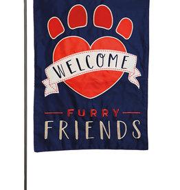 Evergreen EV Welcome Furry Friends GF