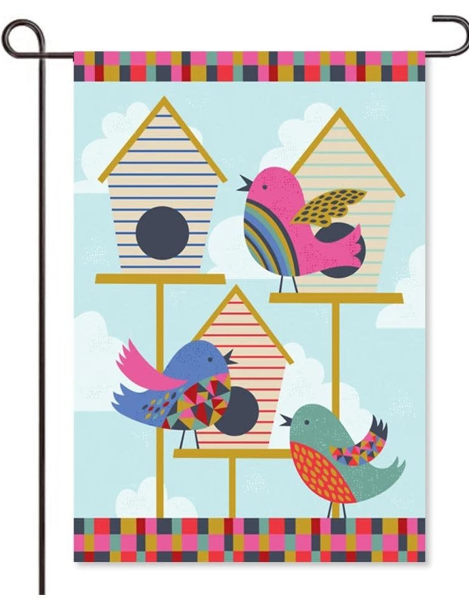 Evergreen EV Birdhouse Friends GF