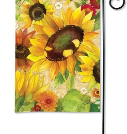 Studio M Yellow Sunflower GF