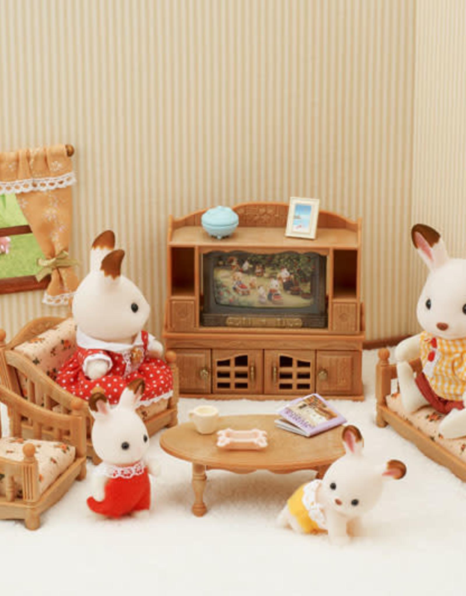 Calico Critters CC Comfy Living Room Set