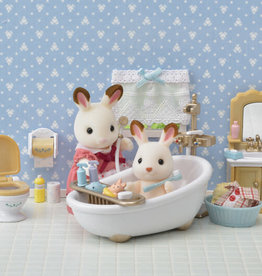 Calico Critters CC Country Bathroom