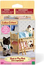 Calico Critters CC Stack and Play Beds