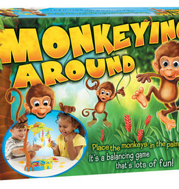 Game Zone Monkeying Around 4+
