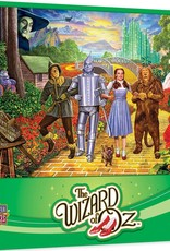 Master Pieces 1000pc The Wizard of Oz - Off To See the Wizard Puzzle