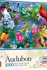 Master Pieces 1000pc Audubon - Songbird Collage Puzzle