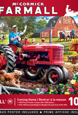 Master Pieces 1000pc Farmall - Coming Home