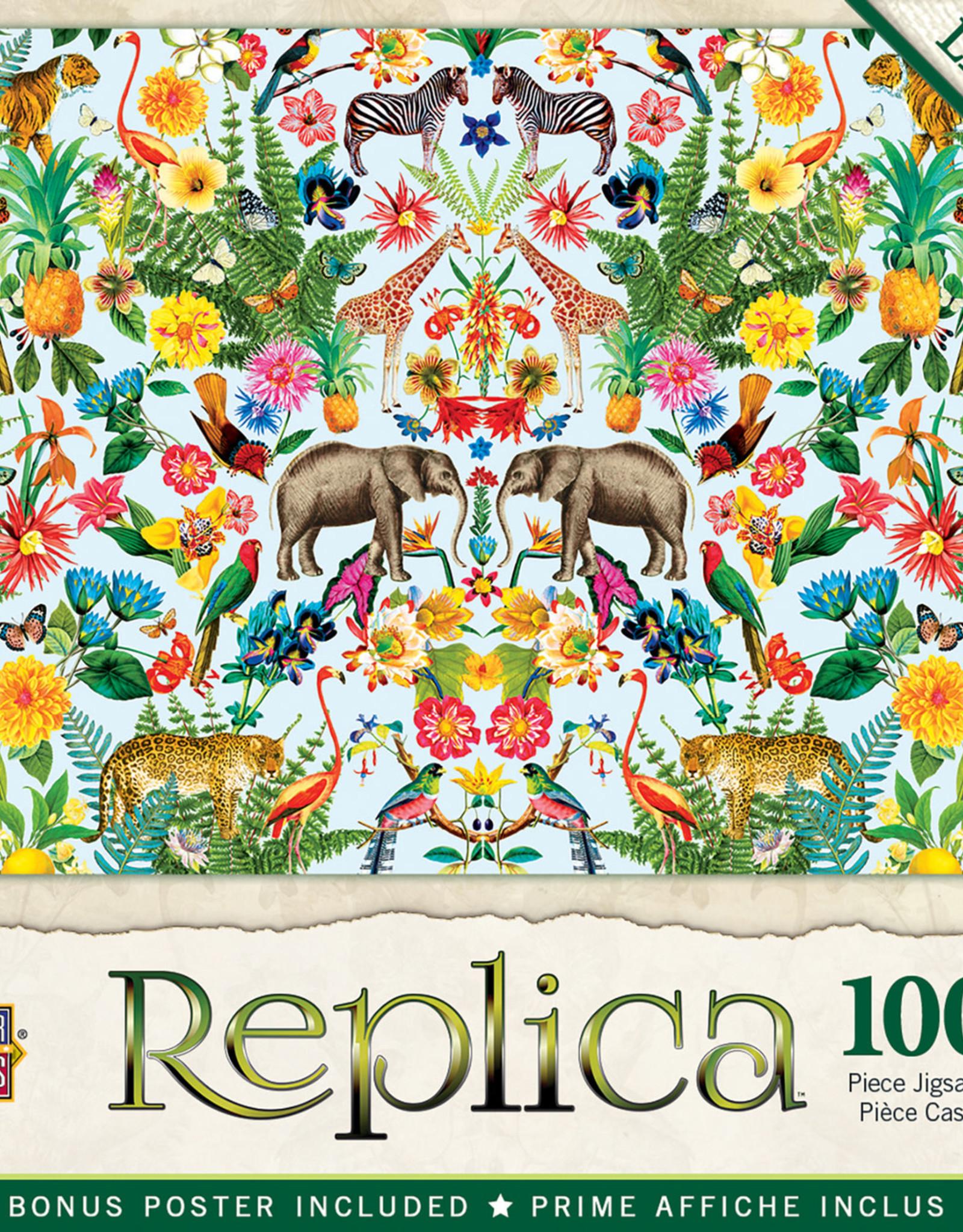 Master Pieces 1000pc Replica - Safari