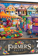 Master Pieces 750pc Farmer's Market - Weekend Market