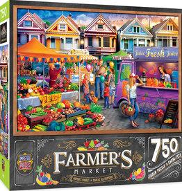 Master Pieces 750pc Farmer's Market - Weekend Market