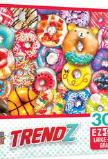 Master Pieces 300pc Trendz - Donut Resist EzGrip Puzzle